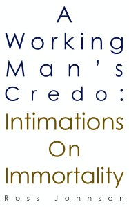 A Working Man's Credo Cover